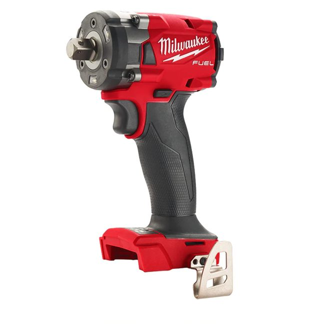 """Milwaukee 2855-20 M18 FUEL 1/2"""" Compact Impact Wrench - Friction Ring - Tool Only"""