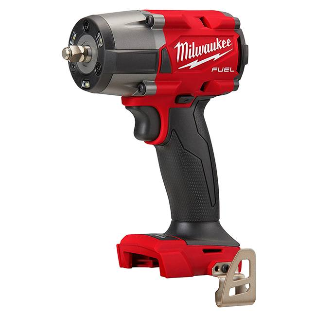 """Milwaukee 2960-20 M18 FUEL 3/8"""" Mid-Torque Impact Wrench - Friction Ring - Tool Only"""
