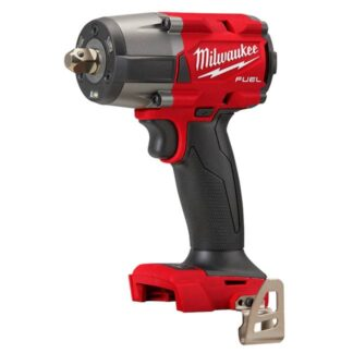 """Milwaukee 2962P-20 M18 FUEL 1/2"""" Mid-Torque Impact Wrench - Pin Detent - Tool Only"""