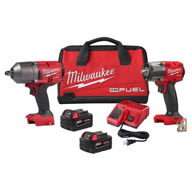 Milwaukee 2988-22 M18 FUEL AUTO 2-Piece Combo Kit