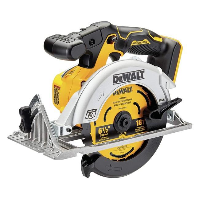 "DeWalt DCS565B 20V MAX 6-1/2"" Brushless Circular Saw"