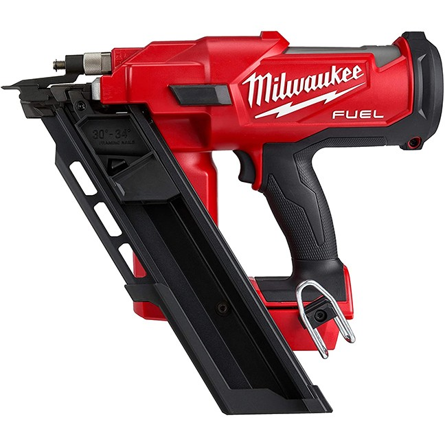 Milwaukee 2745-20 Cordless M18 Fuel 30º Framing Nailer