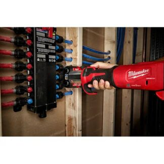 """Milwaukee 2922-22 M18 FORCE LOGIC Press Tool Kit with ONE-KEY - 1/2"""" to 2"""" CTS Jaws"""