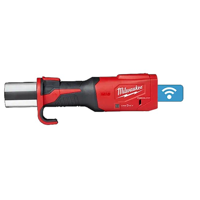 Milwaukee 2922-20 M18 FORCE LOGIC Press Tool Kit with ONE-KEY - Tool Only