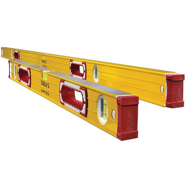 Stabila 37872 72″/32″ Form & Footing Set Levels Type 196