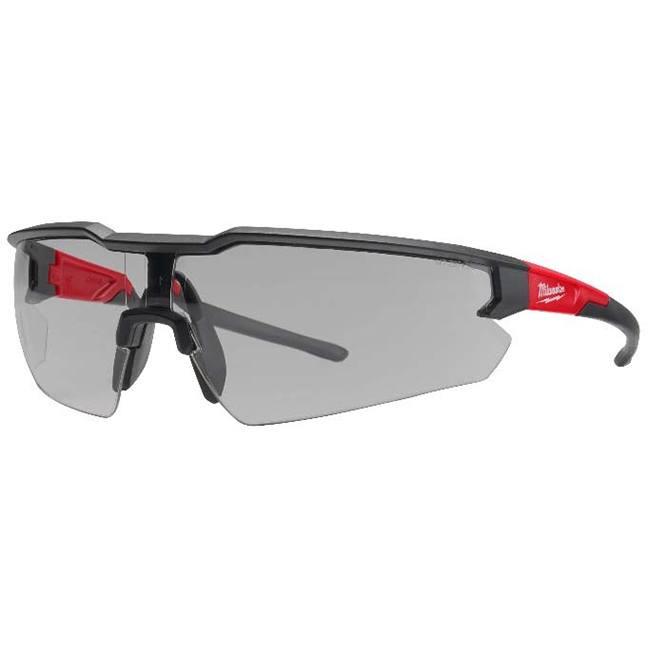 Milwaukee 48-73-2107 Safety Glasses Gray Fog-Free Lenses