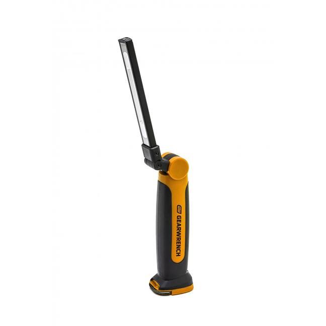 GearWrench 83135 500 Lumen Rechargeable Flex-Head Work Light