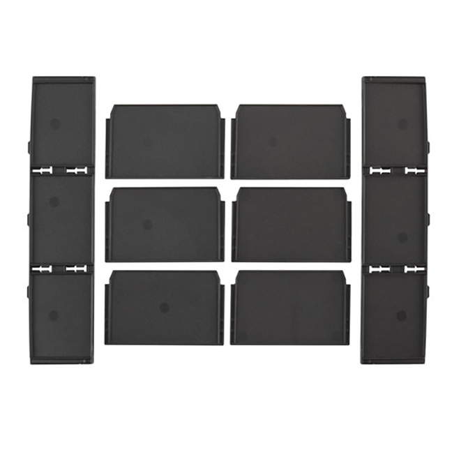 Milwaukee 48-22-8473 8-Piece Drawer Divider Set for PACKOUT 3-Drawer Tool Box
