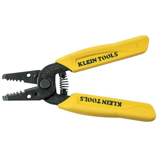 Klein 11045 Wire Stripper / Cutter for 10-18 AWG Solid