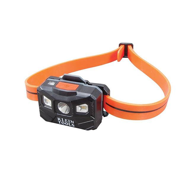 Klein 56034 Rechargeable LED Headlamp 200 Lumen All-Day Runtime