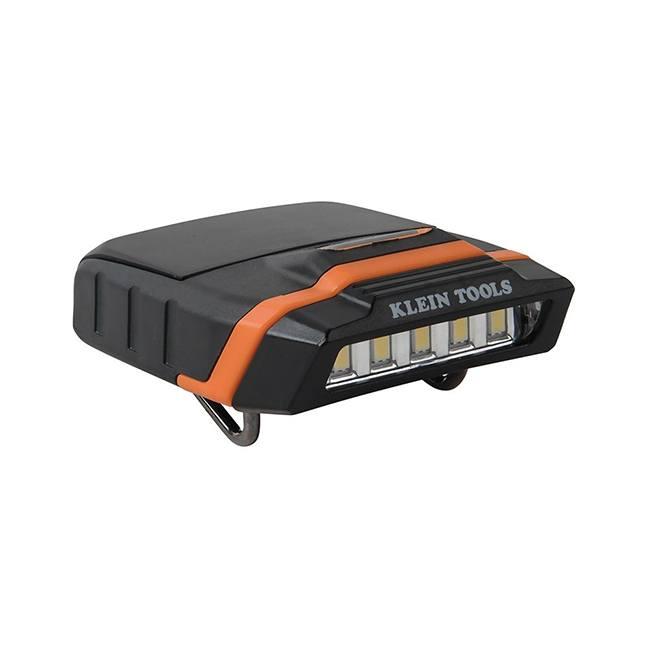 Klein 56402 Cap Visor LED Light 125 Lumens