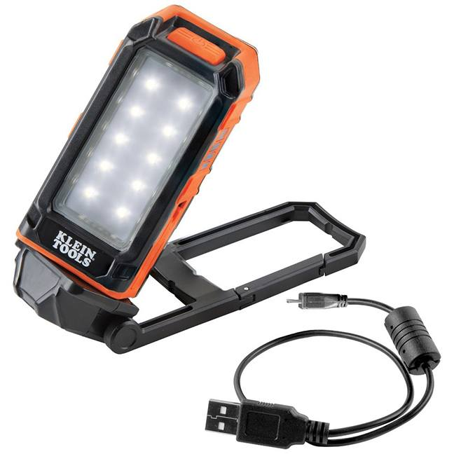 Klein 56403 Rechargeable Personal LED Worklight 460 Lumens