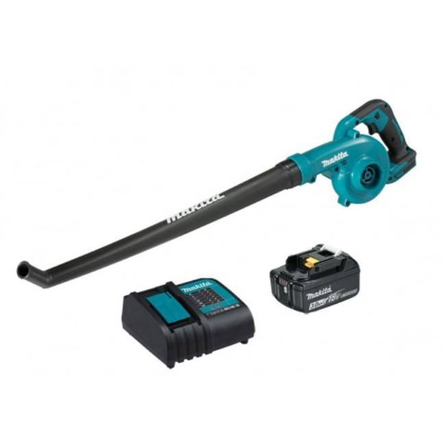 Makita DUB186RT 18V LXT Blower Kit with 5.0Ah Battery & Charger