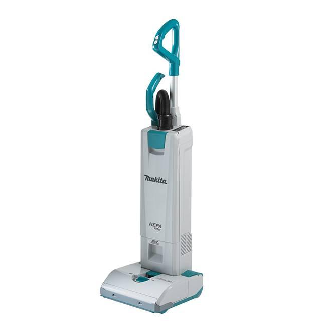 "Makita DVC560Z 18Vx2 Brushless Upright Vacuum Cleaner 5.0L 12"""