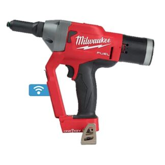 """Milwaukee 2660-20 M18 FUEL 1/4"""" Blind Rivet Tool with ONE-KEY - Tool Only"""