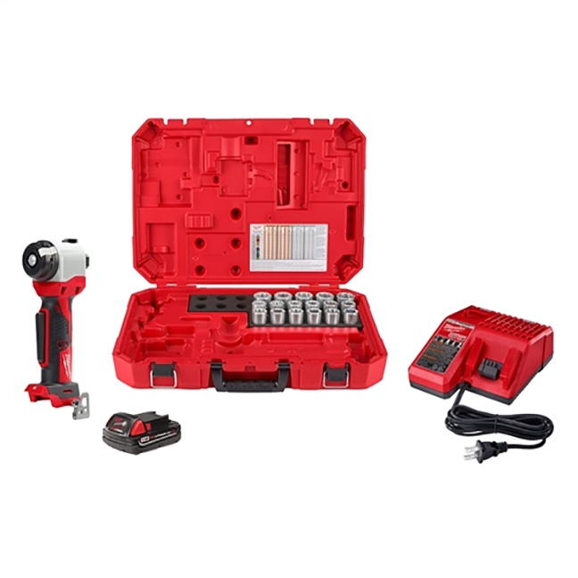 Milwaukee 2935CU-21S M18 Cable Stripper Kit