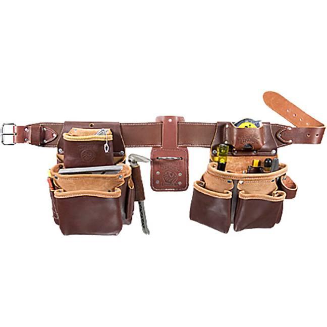 Occidental Leather 5080DB-LG Pro Framer™ Tool Belt Set - Large