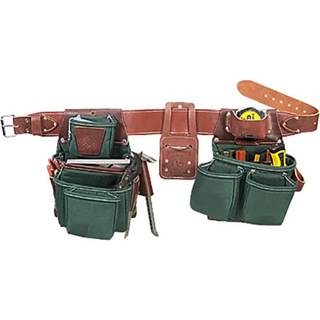 Occidental Leather 8089 OxyLights™ 7 Bag Framer Tool Belt Set
