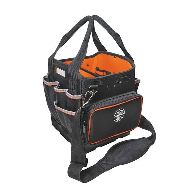 """Klein 5541610-14 Tradesman Pro™ Tool Tote 40 Pockets 10"""""""