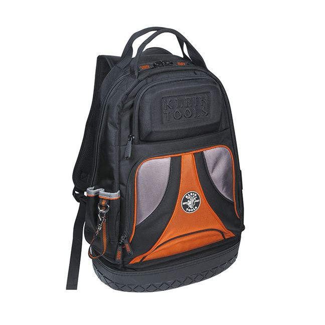 "Klein 55421BP-14 Tradesman Pro™ Tool Bag Backpack 39 Pockets 14"""