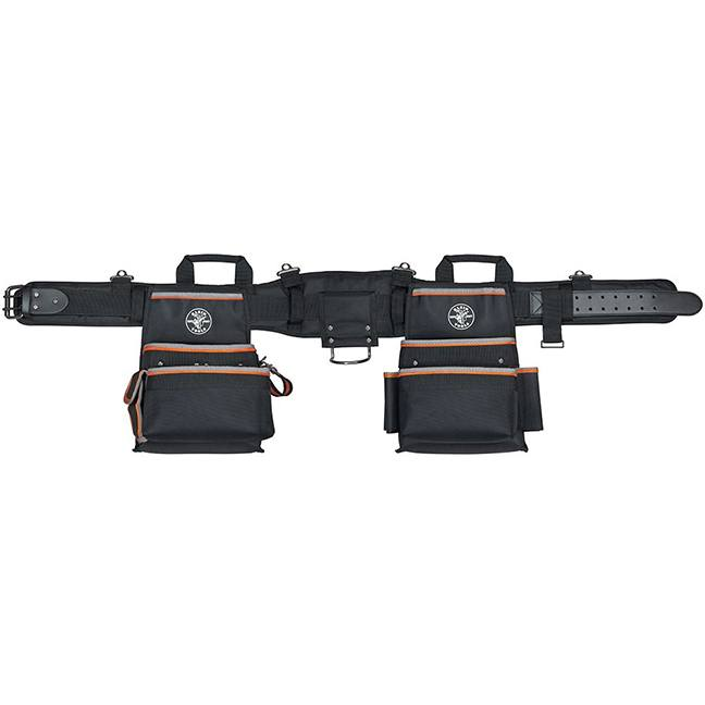 Klein 55429 Tradesman Pro™ Electrician's Tool Belt - Extra Large 40'' to 44'' Waist