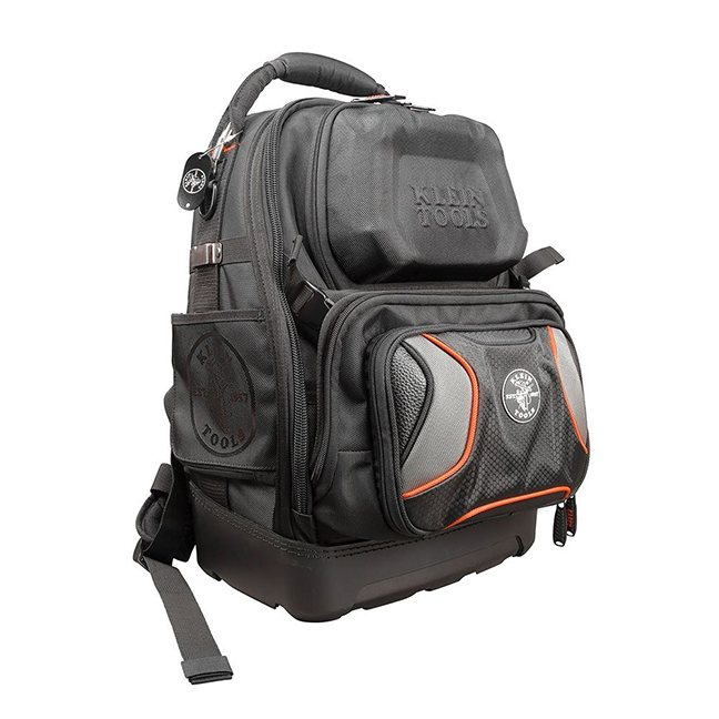 "Klein 55485 Tradesman Pro™ Tool Master Bag Backpack 48 Pockets 19.5"""