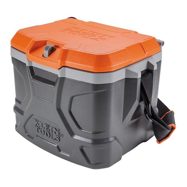 Klein 55600 Tradesman Pro™ Tough Box Cooler 17 Quart