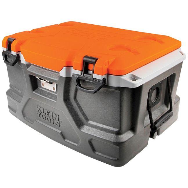 Klein 55650 Tradesman Pro™ Tough Box Cooler 48 Quart