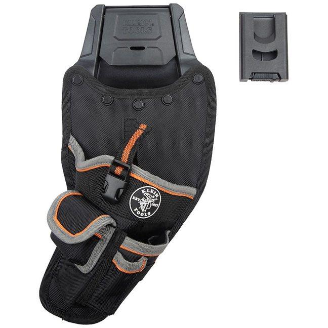 Klein 55917 Tradesman Pro Modular™ Drill Pouch with Belt Clip