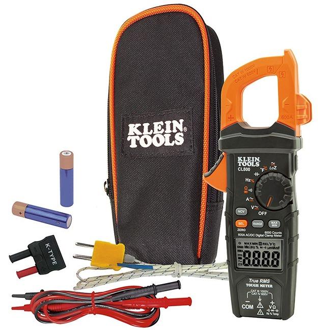 Klein CL800 Digital Clamp Meter