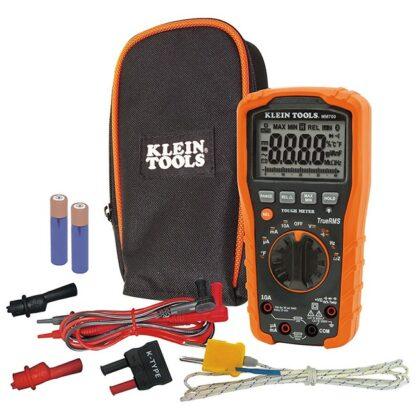 Klein MM700 Digital Multimeter TRMS/Low Impedance 1000V