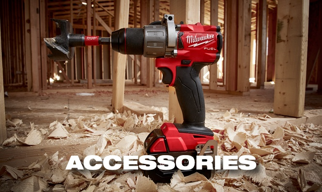 Milwaukee Tools Accessories