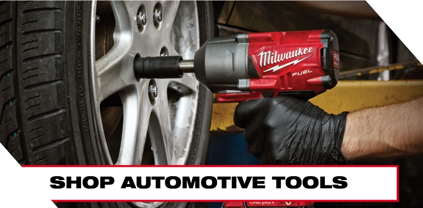 Milwaukee Tools Shop Automotive