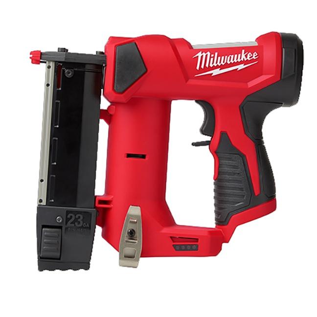 Milwaukee 2540-20 M12 23 Gauge Pin Nailer - Tool Only