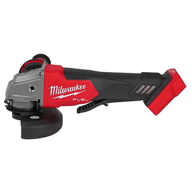 """Milwaukee 2880-20 M18 FUEL 4-1/2"""" / 5"""" Grinder - Paddle Switch, No-Lock - Tool Only"""