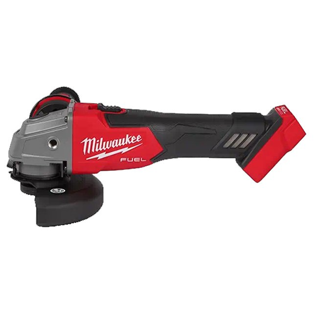 """Milwaukee 2881-20 M18 FUEL 4-1/2"""" / 5"""" Grinder - Slide Switch, Lock-On - Tool Only"""