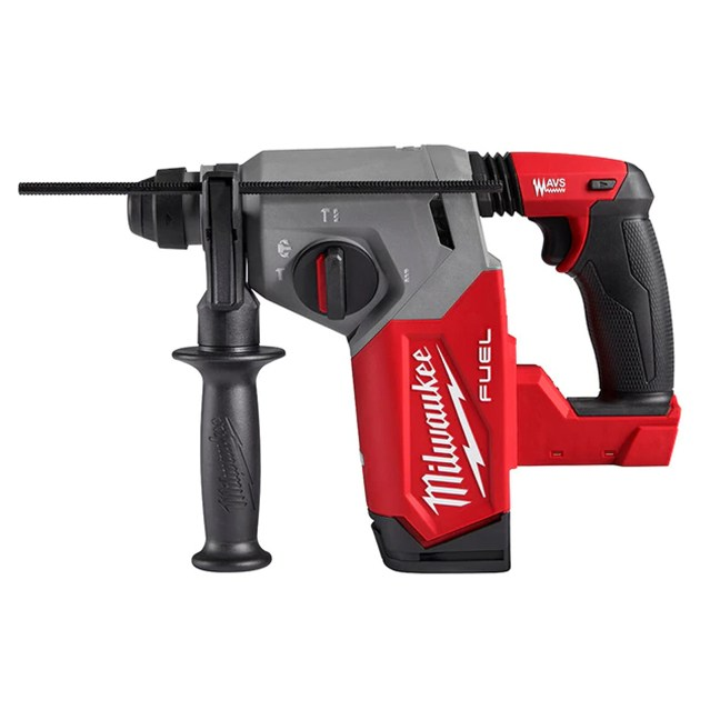 """Milwaukee 2912-20 M18 FUEL 1"""" SDS Plus Rotary Hammer - Tool Only"""