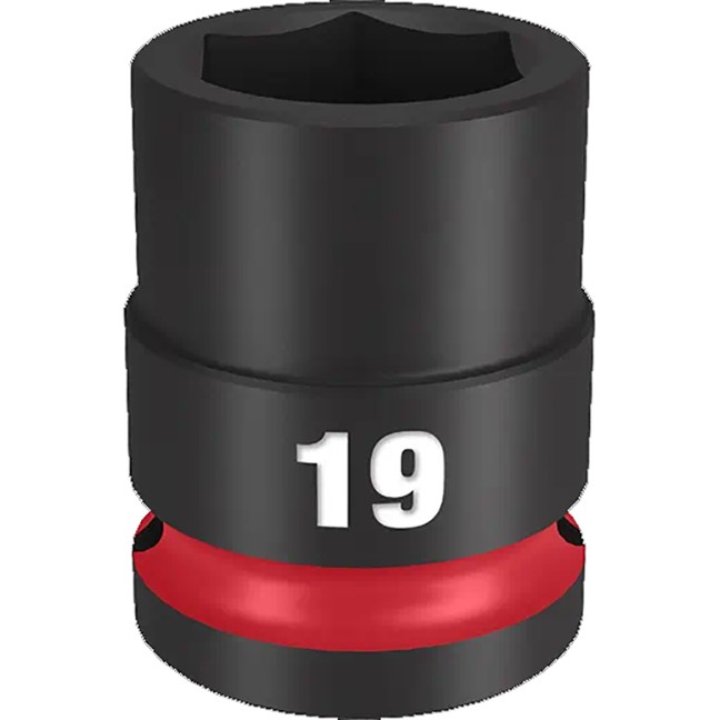"Milwaukee 49-66-6258 SHOCKWAVE™ Impact Duty 1/2"" Drive 26MM Standard 6 Point Socket"