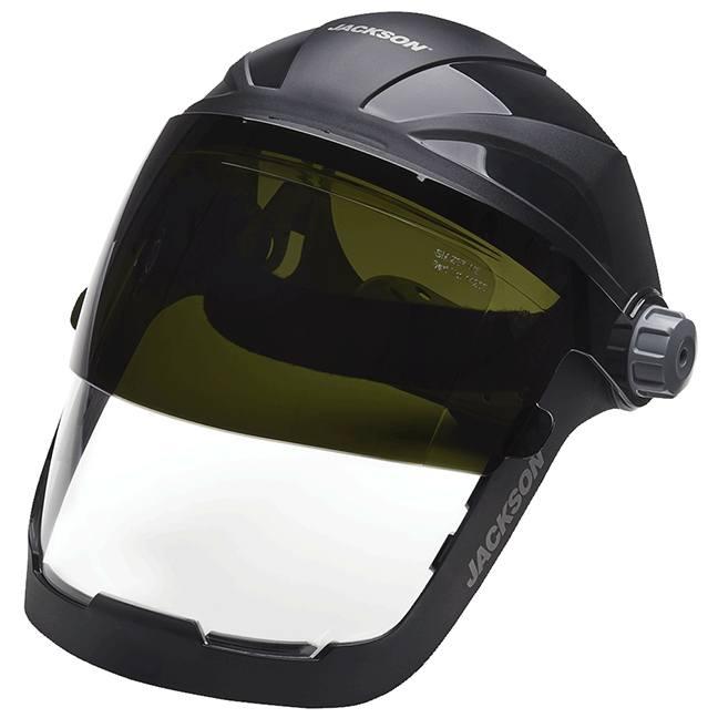 Jackson 14233 QUAD 500™  370 Speed Dial™ Ratcheting Headgear - Shade 8