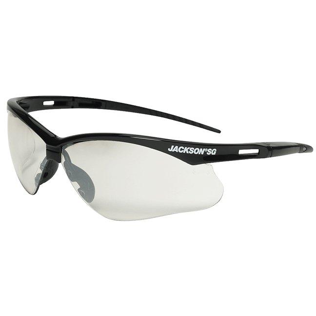 Jackson 50004 SG Series Premium Safety Glasses - Anti-Scratch / Indoor/Outdoor