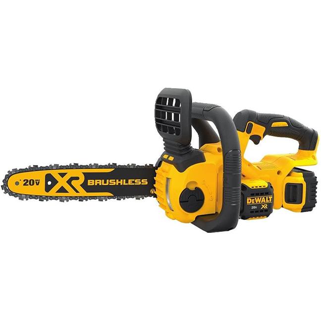 DeWalt DCCS620P1 20V Max Compact Brushless Chainsaw Kit