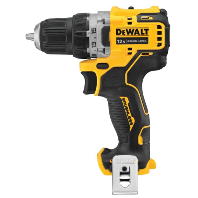 """DeWalt DCD701B 12V MAX XTREME 3/8"""" Drill Driver"""