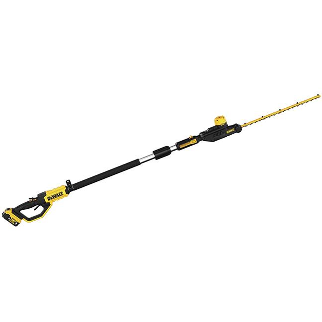 DeWalt DCPH820M1 20V Max Pole Hedge Trimmer Kit