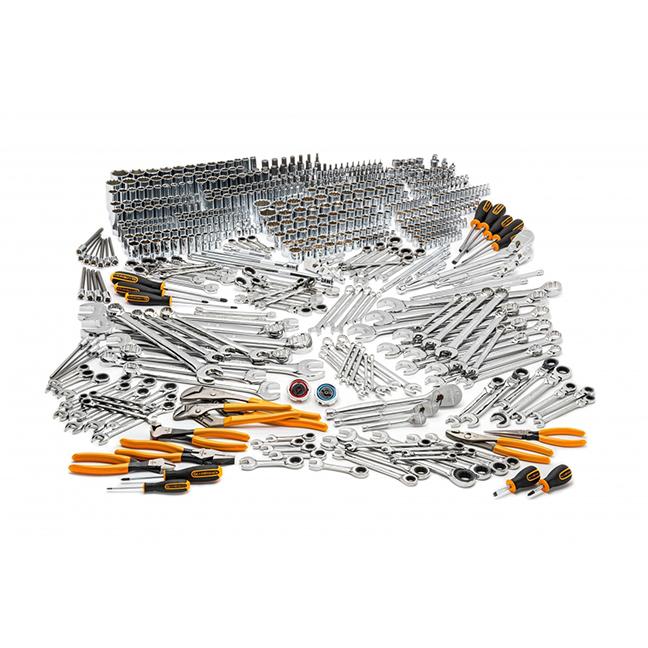GearWrench 89060 613-Piece Master Mechanics Hand Tool Set