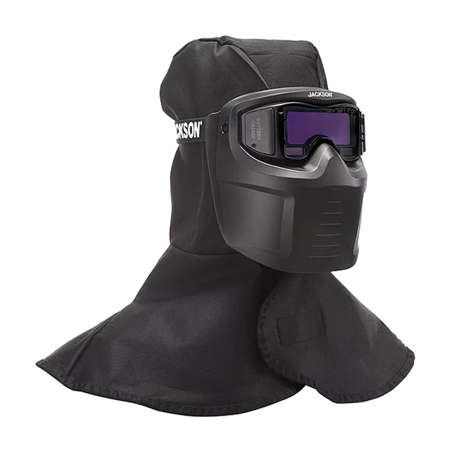Jackson 46200 Rebel Digital ADF Welding Mask and Hood Kit