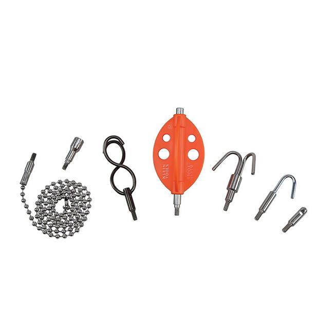 Klein 56511 Fish Rod Attachment Set 7-Piece