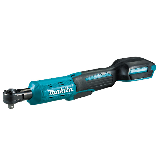 """Makita DWR180Z 18V LXT 1/4"""" and 3/8"""" Ratchet Wrench"""
