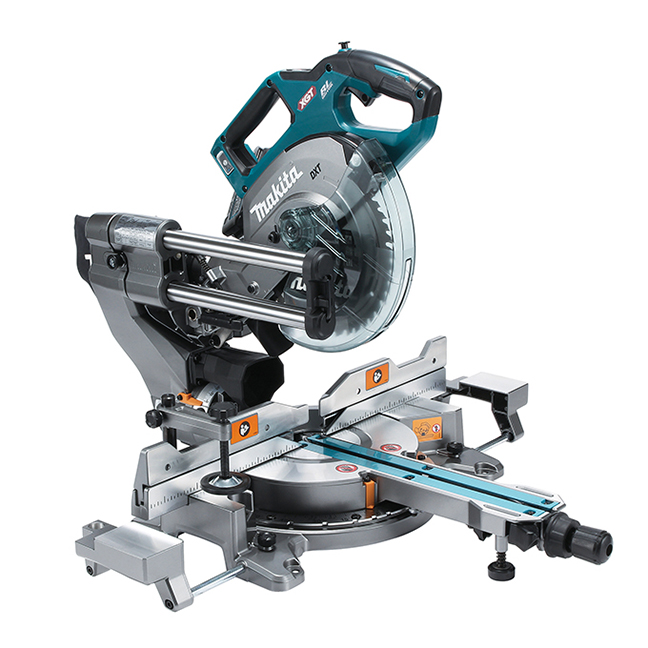 """Makita LS002GZ 40V MAX XGT Brushless 8-1/2"""" Mitre Saw with AWS"""