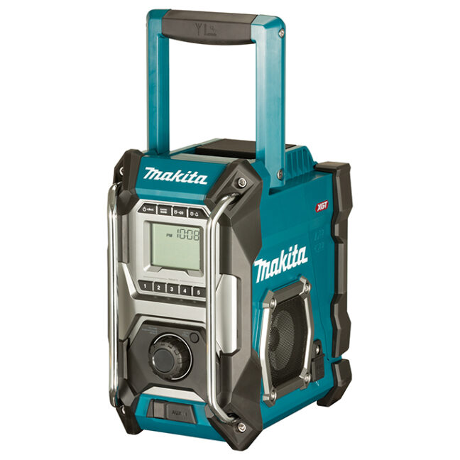 Makita MR001G 40V MAX XGT Cordless or Electric Jobsite Radio