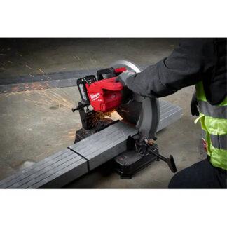 "Milwaukee 2990-21HD M18 FUEL 14"" Abrasive Chop Saw Kit"